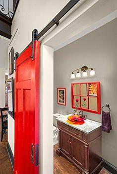 diyhd edelstahl classic schiebet r barn double scheunentor hardware edelstahl satin 2 5m 3m 3. Black Bedroom Furniture Sets. Home Design Ideas