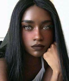 Wow beautiful eyes, beauty и beautiful black women. Pretty Eyes, Cool Eyes, Pretty People, Beautiful People, Most Beautiful Eyes, Beautiful Body, Beautiful Pictures, Beauty Skin, Hair Beauty