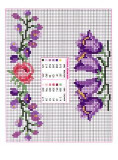 ωραία σχέδια για κεντητές πετσέτες , παιδικά σεντόνια /κουβερτούλες ή σελιδοδείκτες   lovely cross stitch patterns - ideal to stitch towel...