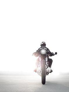 With sun in back and road in front... Simple awesome... I'd like to be There!