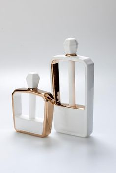 the special ambient diffusers produced by Bosa and designed exclusively for MAX by Gualtiero Sacchi and Ciszak Dalmas