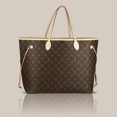Louis Vuitton big model, has enough space for all my babygirl's items! with this bag you are a very chic mama ;))