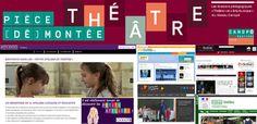 Théâtre : (dossiers pédagogiques, ressources, exemples, exercices, outils numériques…)  