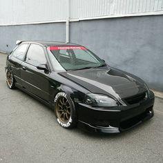 1999 Honda Civic, Civic Jdm, Honda Civic Coupe, Honda Civic Hatchback, Honda Crx, Tuner Cars, Jdm Cars, Subaru, Street Racing Cars