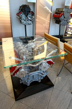 Honda F1 engine table