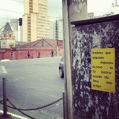 microrroteiros da cidade  criação: laura guimarães  estação da luz, são paulo, brasil