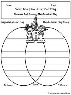 flag day activity sheets