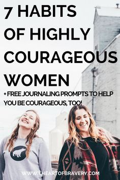 Healthy habits + changing your mindset is important if you want to be the best version of yourself. Click through to read this article with the 7 habits of highly courageous women who have found their purpose and lived lives of meaning and excitement! Self Development, Personal Development, 7 Habits, Healthy Habits, Confidence Tips, Brave Women, How To Stop Procrastinating, Meaningful Life, Positive Mindset