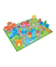My City Block Set #zulily #zulilyfinds