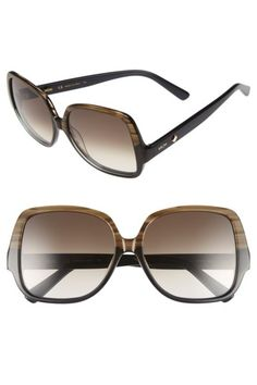 55cf8a47526 Women s Oversized 58mm Acetate Frame Sunglasses by MCM on  nordstrom rack  Sunglass Frames