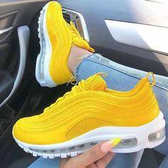 Moda Sneakers, Sneakers Mode, Cute Sneakers, Shoes Sneakers, Yellow Sneakers, Platform Sneakers, Yellow Trainers, Burgundy Sneakers, Ladies Sneakers