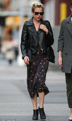 michelle williams street style - Google Search
