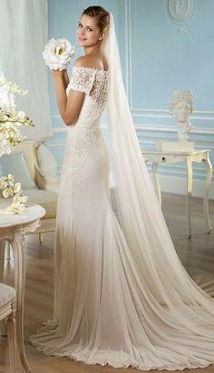 Bonitos vestidos de novias | Colección Patrick Bridal