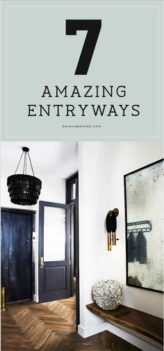 Absolutely arresting entryways for your pinning pleasure
