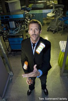 Photo of Hugh Laurie for fans of Hugh Laurie 15254896 Best Series, Best Tv Shows, Tv Series, Dr House Quotes, House And Wilson, Mejores Series Tv, Gregory House, Tv Doctors, Red Band Society