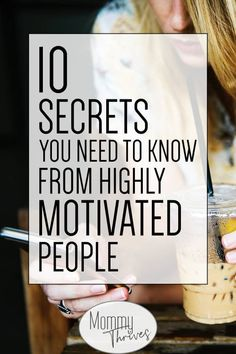 Habits to Start for Success and Motivation - Habits of Successful People - 10 Secrets You Need To Know From Highly Motivated People Lack Of Motivation, Business Motivation, Quotes Motivation, Business Tips, Business Coaching, Entrepreneur Motivation, Business Women, Online Business, Habits Of Successful People
