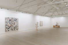 New Order II: British Art Today installation view