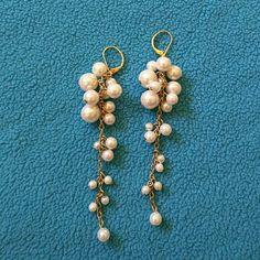 Gorgeous really statement pieces Pearl earrings set other Jewelry Earrings