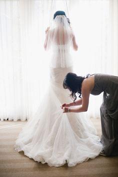 A Modern Romance Wedding: http://www.stylemepretty.com/california-weddings/los-angeles/2014/08/26/a-modern-romance-wedding/   Photography: Chirstine Choi - http://www.christinechoi.com/
