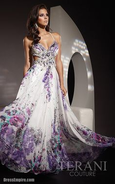 Terani Couture - Evening Dresses, 2012 Prom Dresses, Homecoming Dresses, Mother of the Bride Lovely Dresses, Flower Dresses, Beautiful Gowns, Prom Dress 2013, Prom Dress Shopping, Terani Dresses, Grad Dresses, Homecoming Dresses, Purple Dress