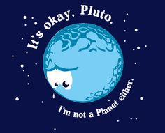 Today is Pluto Demoted Day! remember Pluto's former status, from its discovery in 1930 to its demotion in 2006.