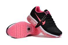 Nike Air Max 2017 Women Black Pink KPU