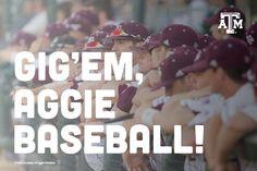 Texas Aggie baseball