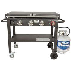 "24"" Razor™ 4-Burner Liquid Propane Gas Grill"