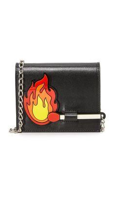 YAZBUKEY Light My Fire Mini Pouch Bag. #yazbukey #bag