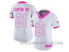 http://www.nikejordanclub.com/womens-nike-green-bay-packers-21-ha-ha-clintondix-white-pink-stitched-nfl-limited-rush-fashion-jersey-mwtfr.html WOMEN'S NIKE GREEN BAY PACKERS #21 HA HA CLINTON-DIX WHITE PINK STITCHED NFL LIMITED RUSH FASHION JERSEY MWTFR Only $23.00 , Free Shipping!