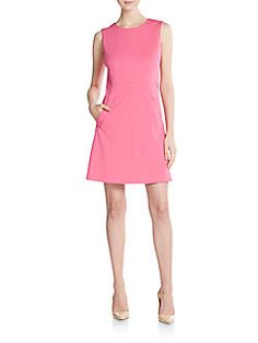 DIANE VON FURSTENBERG Capreena Mini Dress. #dianevonfurstenberg #cloth #dress