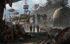 Image result for apocalypse village