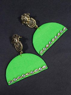 Just In | New Arrivals, Latest in Fashion Jewellery – Jumkey Fashion Jewellery Diy Fabric Jewellery, Tassel Jewelry, Textile Jewelry, Diy Jewelry, Silk Thread Earrings, Fabric Earrings, Jewelry Design Earrings, Fashion Jewelry Stores, Fashion Jewellery