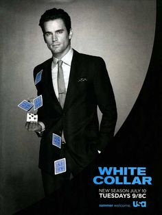 White Collar (TV) #tvseries #bomer