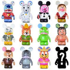 "Vinylmation Animation 3 Series Figure   3"" Vinylmation   Disney Store"