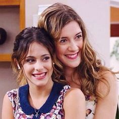 Tini & Clari ☺ #Violetta2 Violetta Disney, Violetta Live, Clara Alonso, Blind Love, Fierce Women, Taylor Swift 13, Disney Shows, Kids Corner, Lovely Dresses