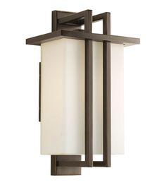 Progress P5990-20 Dibs Outdoor 1 Light 14 inch Antique Bronze Outdoor Wall Lantern photo