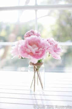 40 x large round glass jars without lids - tall Wedding Decorations, Table Decorations, Wedding Favours, Rustic Chic, Pretty Flowers, Chic Wedding, Glass Jars, Round Glass, Flower Arrangements
