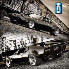 1971 DeTomaso Pantera GT 4 Cleveland 351
