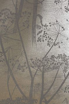 Queen Anne's Lace Wallpaper - anthropologie.com