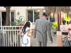 Cancer-Stricken Dad Walks his daughter Down The 'Aisle' - Touching moments
