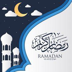 """Ramadan karem """"رمضان كريم"""" on Behance Ramadan Png, Ramadan Images, Ramadan Greetings, Ramadan Mubarak, Islamic Images, Islamic Art, Ramadan Karim, Motif Oriental, Ramadan Background"""