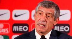 Euro'2016: Fernando Santos agradece o apoio de todos os adeptos portugueses