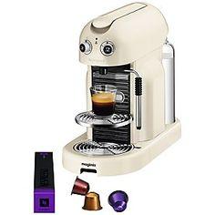 Nespresso Maestria Coffee Machine - can't do without my morning caffeine fix.