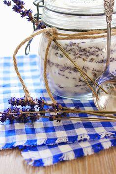 feiner Lavendelzucker