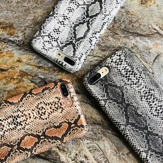 Make your iPhone as stylish as you are. Check out this funky Faux Leather Snake Printed Phone Case- is this something for you? Hard Phone Cases, Iphone Phone Cases, Pu Leather, Leather Wallet, Cool Snakes, Dior, Iphone Leather Case, Plus 8, Iphone Models