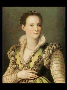 Alessandro Allori, Portrait of a Woman, 1580-1590