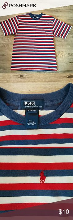 RL POLO Boys Turner shirt Great condition Ralph Lauren Shirts & Tops Tees - Short Sleeve