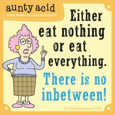 Have you checked out your Daily, free, brand new Aunty A GoComics Today? Click the link folks! http://www.gocomics.com/aunty-acid/2013/06/13