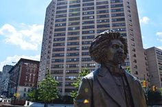 Frederick Douglas Statue